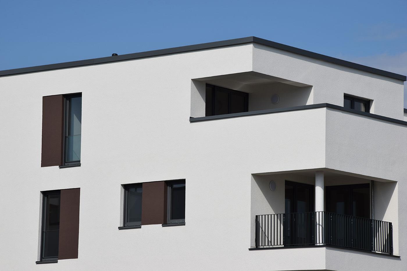 Absturzsicherung der Marke vitra.SAFE von Ottis Fenster und Türen