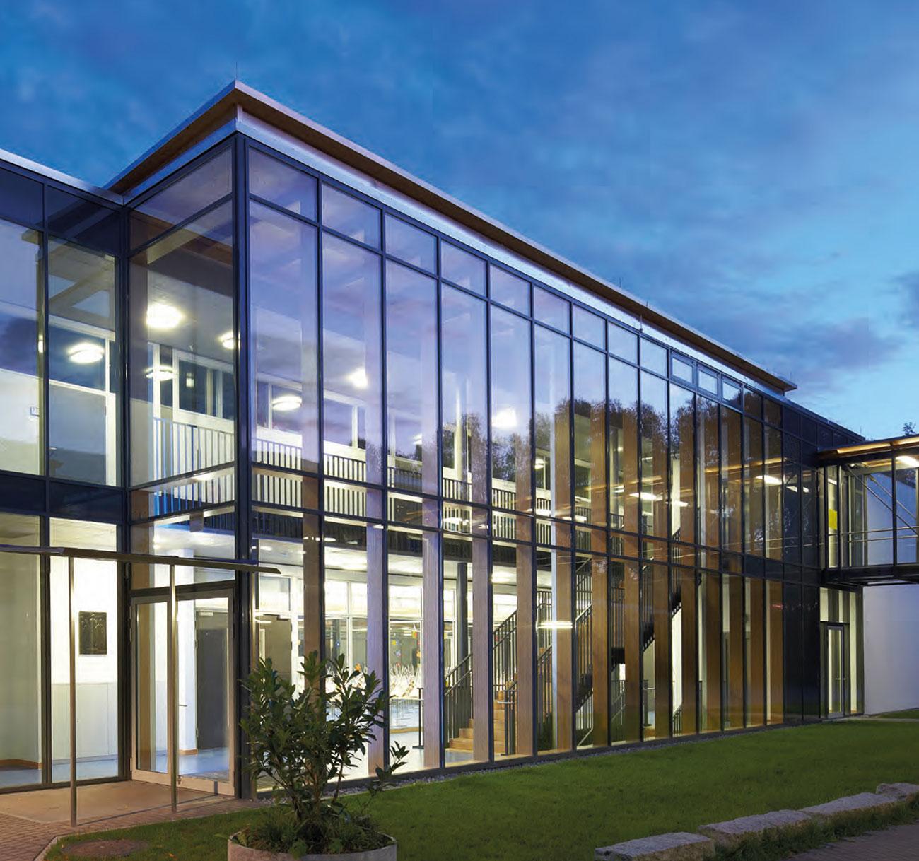 Holz-Aluminium-Fenster von Ottis in Bad Düben, Leipzig und Dresden in Nordsachsen