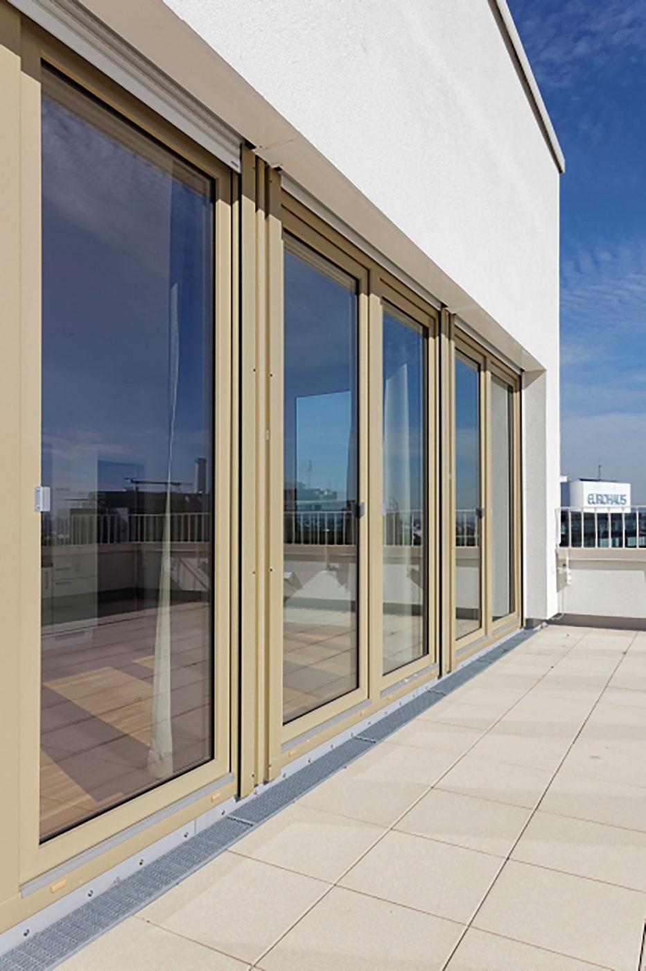 Terrassentüren aus Kunststoff von Ottis Türen und Fenster