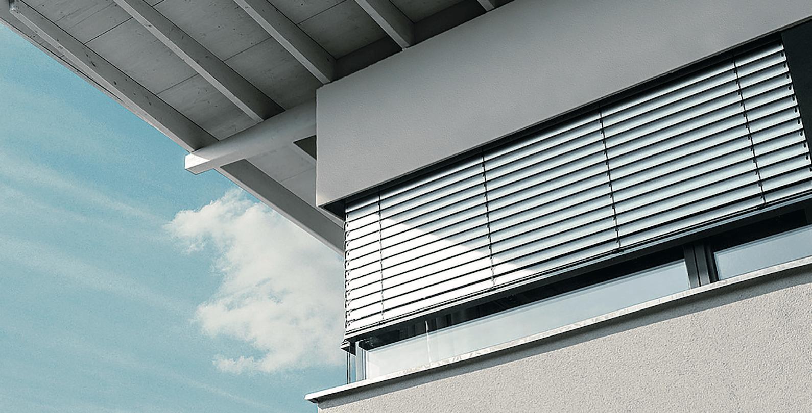 Ganzglasecken halboffen der Marke HeKa von Ottis Fenster und Türen