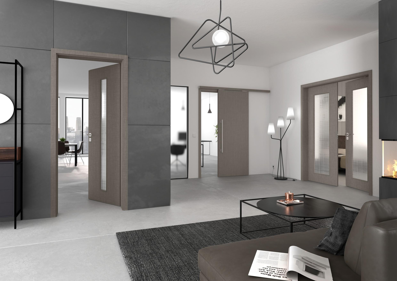 Verschiedene Innentürenmodelle von Ottis Türen und Fenster