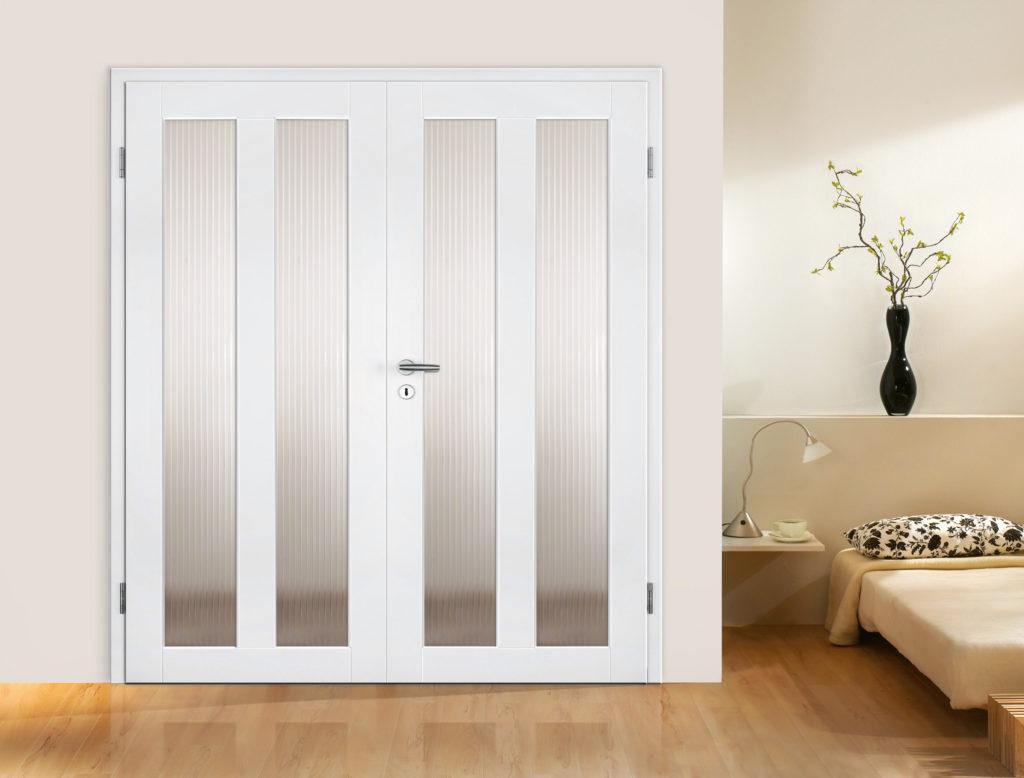 Innentür in weiß von Ottis Türen und Fenster