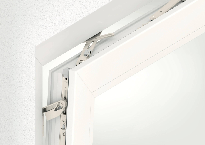 Kunststoff-Terrassentüren der Marke Roto mit Quadro Safe-Technologie von Ottis Fenster und Türen